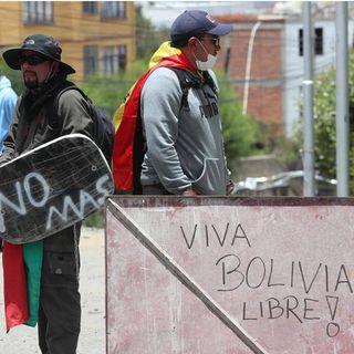 México recibe solicitudes de asilo de ciudadanos bolivianos