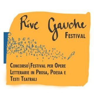 """Diari di Cineclub: """"Rive Gauche-Festival – 4°concorso per Opere in Prosa, Poesia e Testi Teatrali"""" con Maria Rosaria Perilli"""