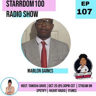 Episode 23 - STARRDOM100 RADIO