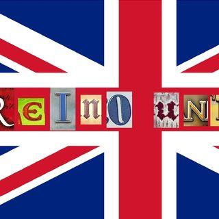 Audioguía Reino Unido. 3º Infantil