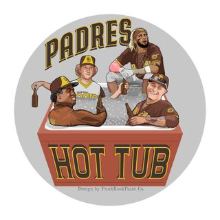 Padres Hot Tub