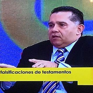 Herencias, Testamentos y Fraudes Documentales Entrevista a Raymond Orta en el Programa Entre Noticias de Globovision 4 de 5