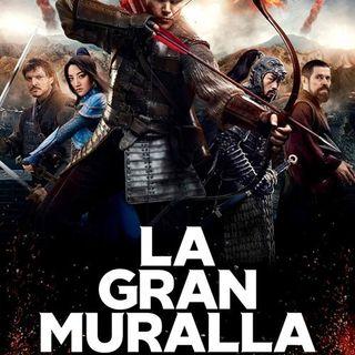 OPINIÓN EXPRESS a la salida de LA GRAN MURALLA