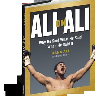 "Sports of All Sorts: Danny Peary Author of ""Ali on Ali: Why He Said What He Said When He Said It"""