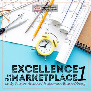 Excelling in the Marketplace - Part 1