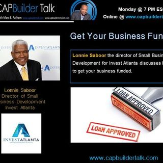 CAPBuilder Talk - How to get your business funded