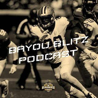 Bayou Blitz Podcast:  Saints vs Bears Game Preview