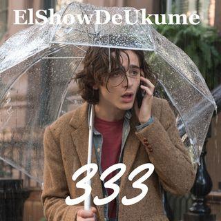 Día de lluvia en Nueva York | Miguel Poveda | ElShowDeUkume 333