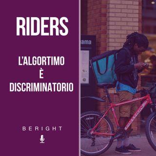 I app. - Riders, l'algoritmo è discriminatorio