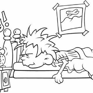 Lavando los platos