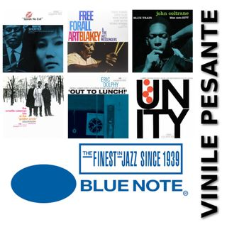 "Vinile Pesante ""The Blue Note"" by Mauro Berton"