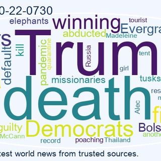 World News 2021-10-22-0730
