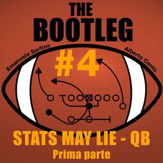 The Bootleg S01E04 - Stats MAY lie (1a parte)
