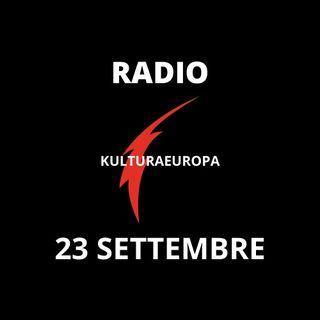 RADIO 23 SETTEMBRE