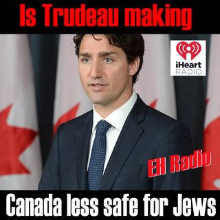 Morning moment How Justin Trudeau's Canada Less Safe For Jews Sep 12 2017