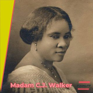 Ep.6 - Madam C.J. Walker (Realizzato da Fevi Cevolani e Thi Mai Sacchi)