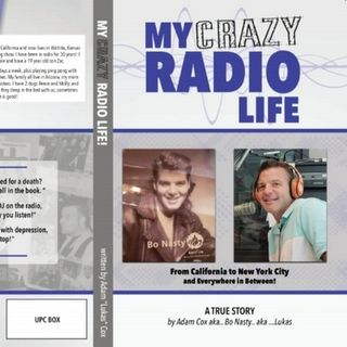 """Lukas talks about his upcoming book """"My Crazy Radio Life"""""""
