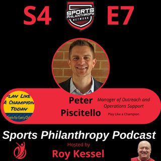 S4:EP7--Peter Piscitello, Play Like A Champion Today