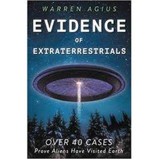Evidence of Extraterrestrials with author Warren Agius