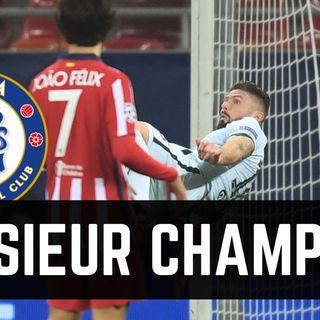 Magia Giroud, rovesciata Pesantissima! Atletico Madrid-Chelsea 0-1: top e flop