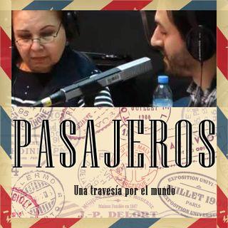 María Fernanda Heras y su viaje a la Gruta Azul