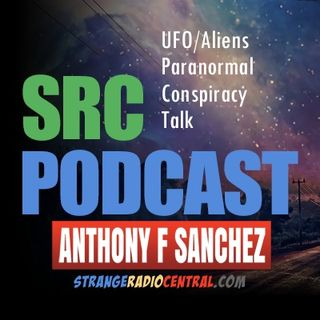 SRC PODCAST 2019 ep. 009 - Guest: Ruben Uriarte (MUFON), UFO Case Files