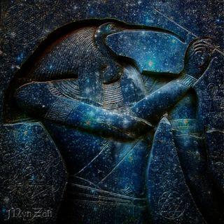Tavola IV di Thoth - La Nascita dello Spazio [lettura]