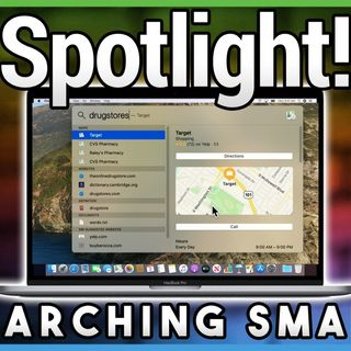 Hands-On Mac 7: Spotlight on Spotlight