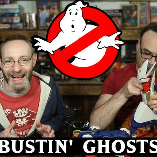 Remembering the Ghostbusters Franchise
