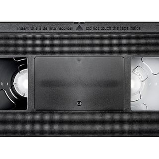 Caja de VHS prueba