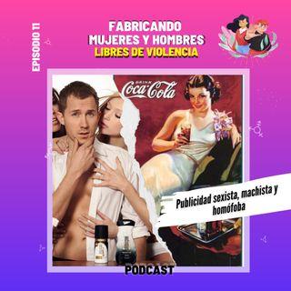 Publicidad sexista, machista y homófoba