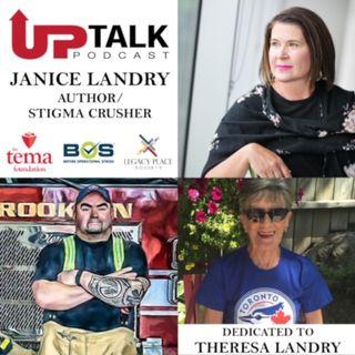 UpTalk Podcast S4E17: Janice Landry