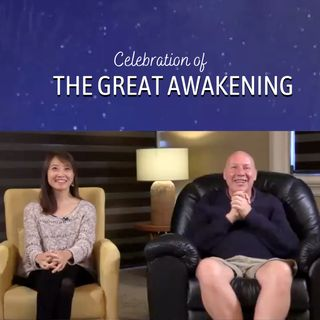 """The Great Awakening"" - Online Weekend Retreat -  Closing Session with David Hoffmeister & Frances Xu"