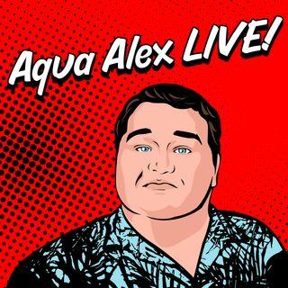 Aqua Alex LIVE: Special Guest Fish Keeper Eric Sherwood