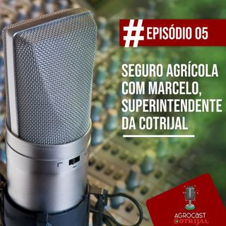 Seguro Agrícola com Marcelo Ivan Schwalbert, superintendente Administrativo Financeiro da Cotrijal