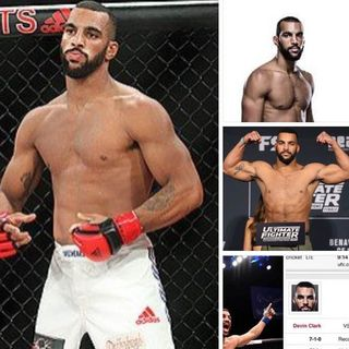 "UFC on Fox 24 Devin""Brown Bear"" Clark"