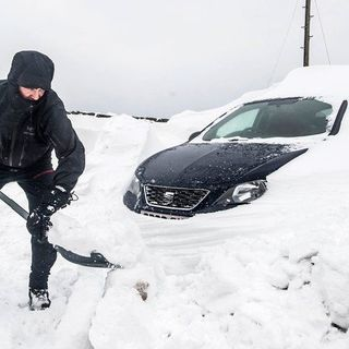 Battling The Beast From The East