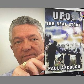 """Show #901: June 27, 2021 - """"UFOs: The Real Story"""" with Paul Ascough (1240 AM & 99.5 FM)"""
