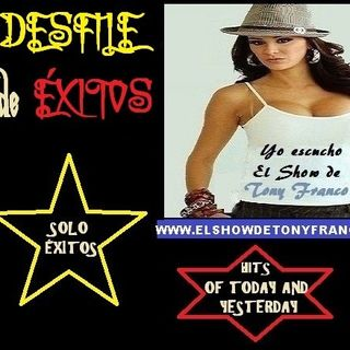 """DESFILE DE EXITOS"" All Time Hit parade"
