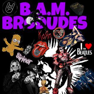 B.A.M Brodudes Appreciate Music