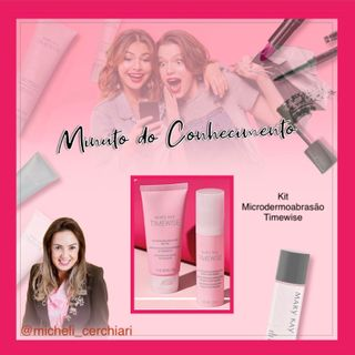 Kit Microdermoabrasão TimeWise®