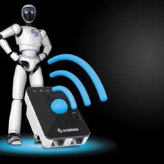 EnSterenpodrás encontrar una línea derepetidores Wi-Fi.