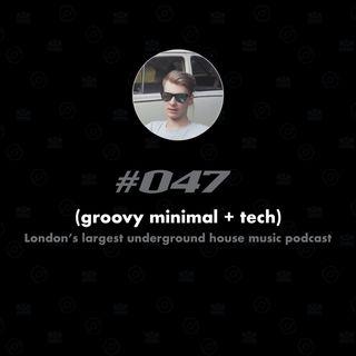 (groovy minimal + tech) #047