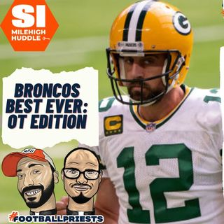 HU #719: Aaron Rodgers Sets New Timetable to 'Figure Things Out'