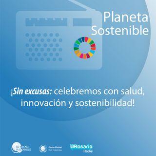 Planeta sostenible Navidad