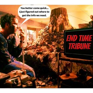 The End Time Tribune 08/19/2017