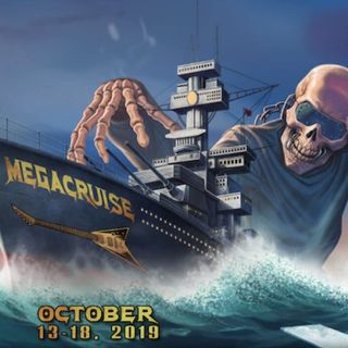 Megadeath's Dave Mustaine Unviels The Mega-Cruise