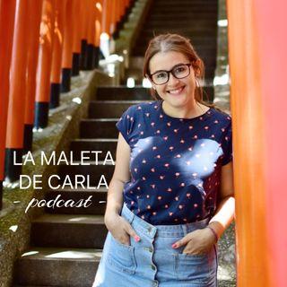 #39 Viajar con cáncer de mama, con Marta Aguilera