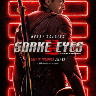 Damn You Hollywood: Snake Eyes (2021)