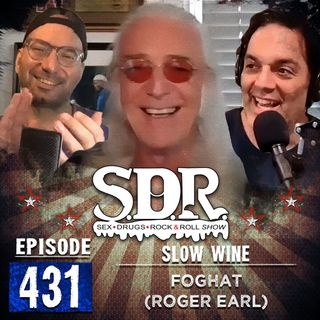 Foghat (Roger Earl) - Slow Wine